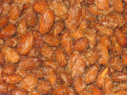 Pay-It-Forward Sugar Roasted Almonds