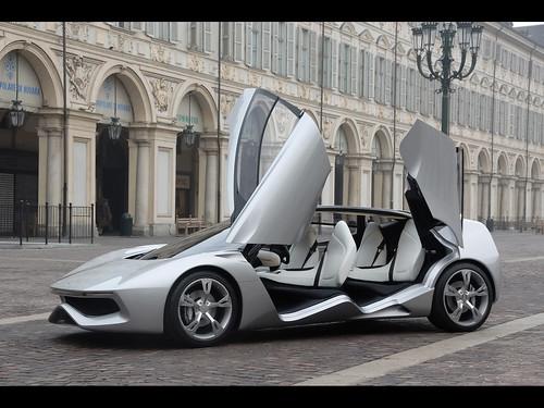 2008 Pininfarina Sintesi Concept