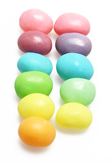 Smartie Jelly Beans