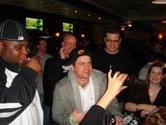SEO Rap Battle at Black Finn