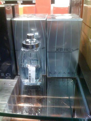 Jet Lag perfume