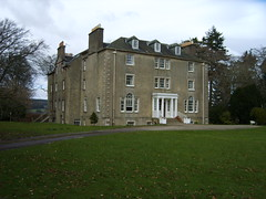 Chisholme House in Springtime