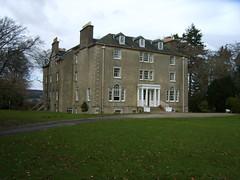 Chisholme House in Springtime