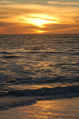 Painted Sunset (Pat Ulrich) Tags: sunset rodeobeach marinheadlands pacificocean california patulrich impressedbeauty flickrsbest
