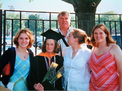 Mom's Ph.D.