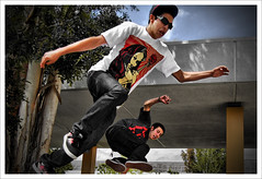 stunt teens (Kris Kros) Tags: mike photography high dynamic mark teens mm range hdr sk8 stunt kkg sk8board sk8boarder 1xp anawesomeshot kkgallery