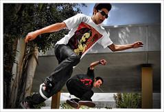 stunt teens (Kris Kros) Tags: mike photography high dynamic mark teens mm range hdr sk8 stunt kkg sk8board sk8boarder 1xp anawesomeshot kkgallery