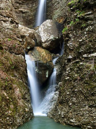Upper Eden Falls