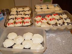 bobmas cupcakes