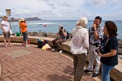 flickr fridays 04-11-08 (Watari Goro ) Tags: lunch hawaii oahu honolulu kakaakowaterfrontpark hawaiiflickrmeetup flickrfridays