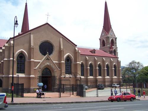 Iglesia de la Mercad, San Jose, Costa Rica
