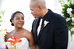 Marsha and Brian (_punam) Tags: wedding feet beach water yellow dancing dancer palmtree jamaica discoball fireeater riu ochorios destinationwedding punambeanphotography callalilliesjamaica
