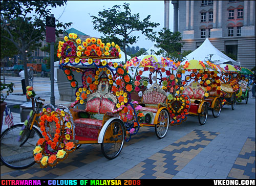 citrawarna trishaw