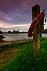 Carew Bouy (Sean Bolton (no longer active)) Tags: castle mill wales cymru bouy pembrokeshire tidal carew millpond seanbolton ffotocymrucouk