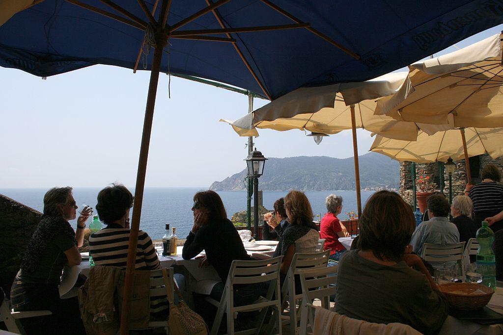 Cinque Terre - Ladies Friday Lunch