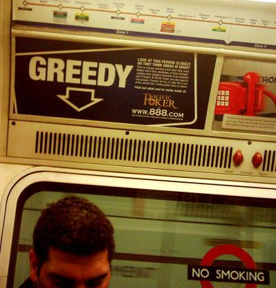 Greedy by Annie Mole
