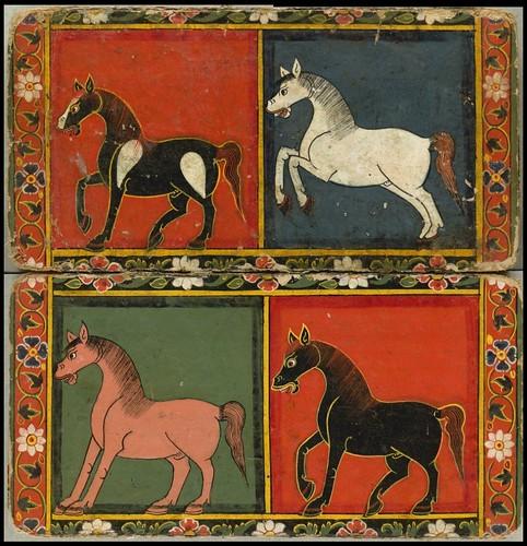 Nepal Horse Book b