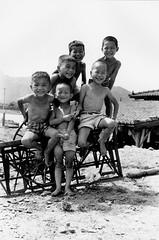 黑白童年-和樂融融