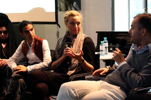 Fashion 2.0: Fashion Blogs Panel at Wittgensteinhaus, Vienna