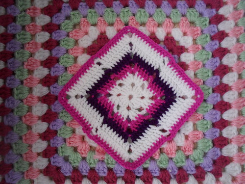 Ros read about SIBOL in 'Crochet Today!'
