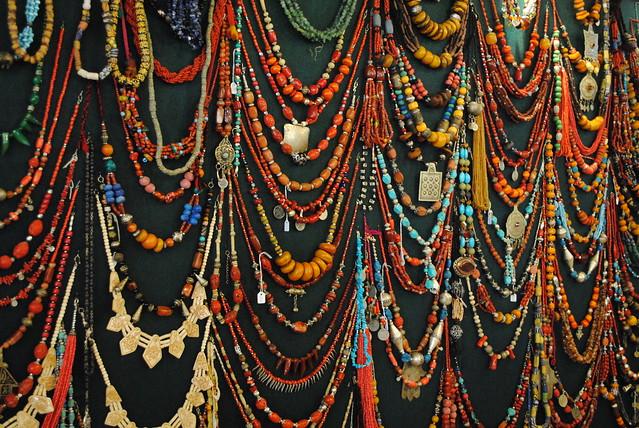 Jewelry in Tangier