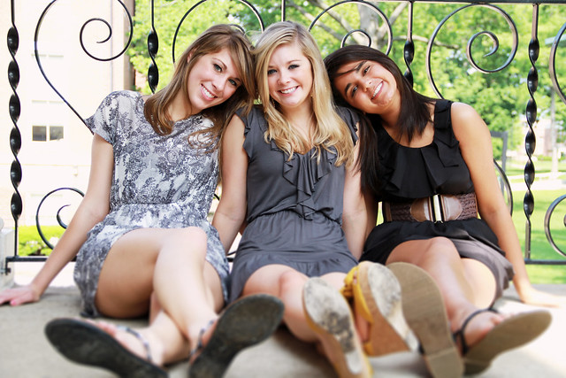 Madison+Kelsey+Sarah {friends}