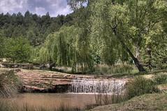 El azud, Tuéjar. (Lumley_) Tags: valencia rio photography agua nikon vicente lumley hdr vr fotografía rubio serranos turia serranía azud tuéjar 18105mm d300s
