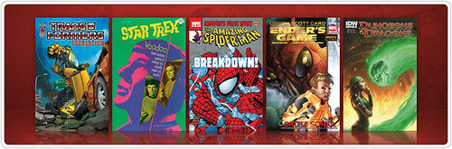 Comics Update 3.6.11