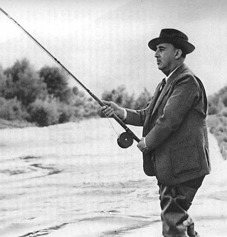 Resultado de imagen de Franco pesca