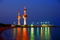 Kuwait Towers (ahmed4u70) Tags: album towers vivid kuwait ahmed masterpiece    flickrsbest abigfave diamondclassphotographer frhwofavs jalalspages colourartaward wonderfulworldmix albather  ahmed4u70
