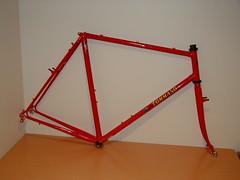 P5180009 (velokid2000) Tags: tommaso cyclocross frameset