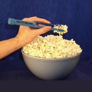 Tenedor para palomitas de maíz