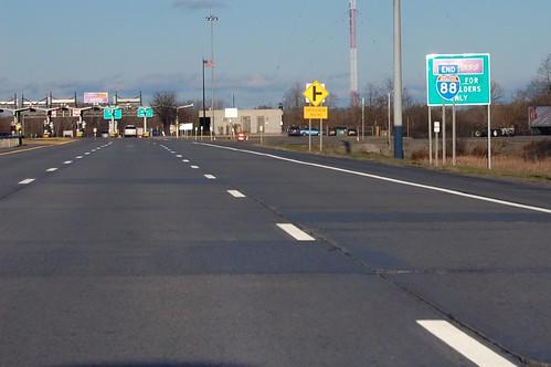 Interstate 88 (Eastern Segment) Eastern Terminus