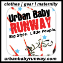 Urban Baby Runway:  Big style, little people.