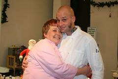 Frankie & Bronwen (kelannfuller) Tags: cake frankie bronwen cakeclass cakecraftshoppe bronwenweber