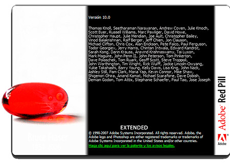 Adobe Transient Witticisms | El gato encerrado de la Splash Screen de CS3 ceslava 0