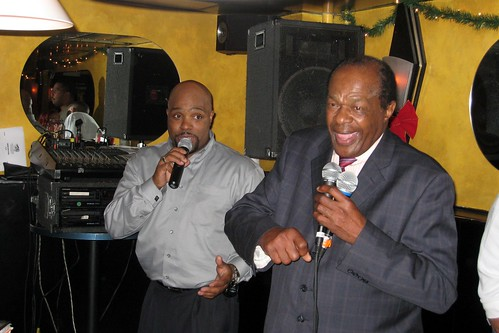 Marion Barry Karaoke