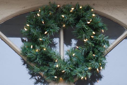 Brookyule Williamsburg Wreath