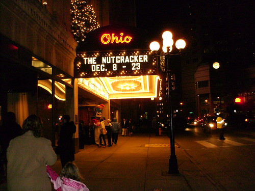 The Ohio Theater Marquee