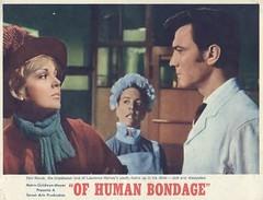Of Human Bondage 1964