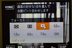 Cyber-shot DSC-T2 monitor