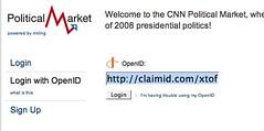 cnn political market