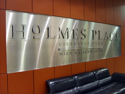 Holmes Place Lifestyle Club (Kaiserwasser) in Vienna