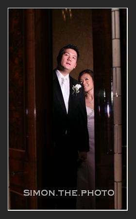 My last wedding in 2007 <br>- Cynthia and Jeffrey 12