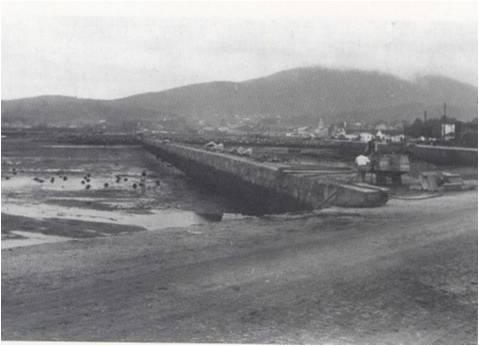 Muro de ribera