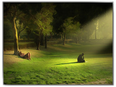deep in thoughts (.Lal Khan.) Tags: light holiday art reading bravo memories dream abigfave aplusphoto superbmasterpiece infinestyle bratanesque betterthangood
