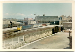 Perth station June 1969 (rugd1022) Tags: uk br perth 50 railways d432