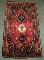 Kashgai Persian carpet