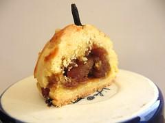 Tangerine Pie (Caramelized Pineapple Turnovers) - Interior