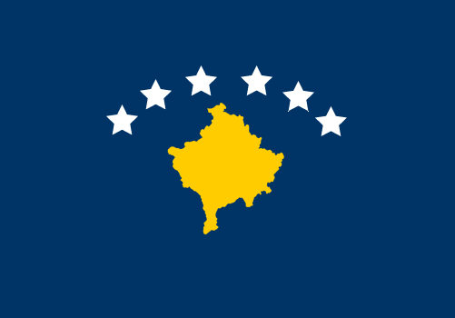 New Kosovo Flag